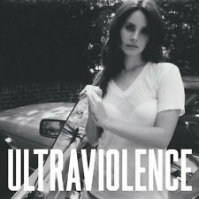 Lana Del Rey ULTRAVIOLENCE 3rd Album INTERSCOPE RECORDS New Sealed Vinyl 2 LP