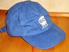 ★EC ERDÖLCHEMIE Sommer-Cappy/Base-ball-Cap/Mütze blau one size★NEU★