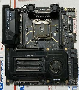 EVGA X299 Dark, LGA 2066, Intel (151SXE299KR) Motherboard Only -Working Pull