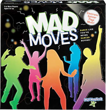 MAD MOVES DANCE LIKE YOU`VE NEVER DANCED BEFORE! (US IMPORT) ACC NEW