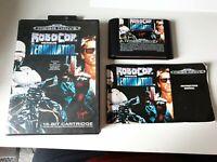 Robocop vs Versus The Terminator, Sega Megadrive, PAL, Complete, *VGC*
