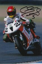 COLIN EDWARDS HAND SIGNED CASTROL HONDA 6X4 PHOTO 4.