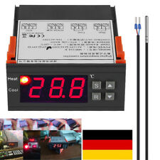 Temperaturregler Thermostat Temperatur temperaturschalter 220V NTC Sensor STOCK