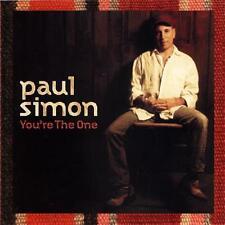 *NEW* CD Album Paul Simon - You're The One  (Mini LP Style Card Case)