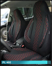 Maß Sitzbezüge Mitsubishi ASX Fahrer & Beifahrer ab BJ 2010 PL402