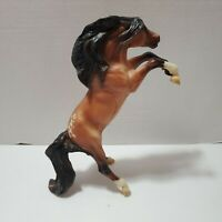 Breyer Reeves Rearing Appaloosa Mustang Stallion, Traditional, Good Condition