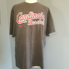 St. Louis Cardinals Baseball Shirt Size Xxl