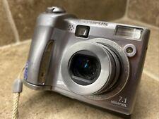 🔥Olympus SP-310 7.1MP Digital Camera w/3x Zoom BEST DEAL!🔥