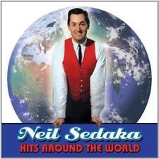 Neil Sedaka - Hits Around The World (NEW CD)