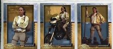 Tomb Raider The Cradle Of Life Complete Boxloader Chase Card Set BL1-3