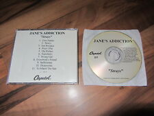 JANE'S ADDICTION Strays RARE USA advance promo acetate CD album