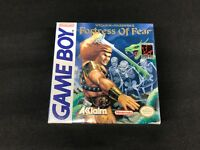 Fortress of Fear: Wizards & Warriors X (Nintendo Game Boy, 1990) New Sealed