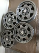 Mercedes Lightweight Alloy Wheels 15Inch A1704010002 Only Set Of 4 Alloy Wheels