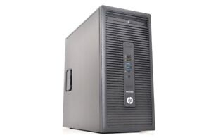 Ordinateur PC HP EliteDesk 705 G3 A6-8570@3,0GHz/DDR4 8GB/500Go/Win10Pro Grd A