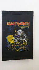 Iron Maiden live after death metal band WALLET vintage music