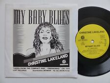 CHRISTINE LAKELAND My baby blues LOFT RECORDS 1306 Discotheque RTL