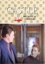 Castle Seasons 3 & 4 Caskett Chase Card  C4