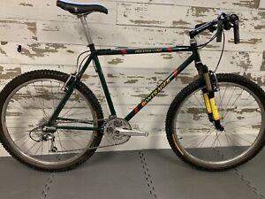 "Vintage 1997 Bontrager Privateer Comp Steel Mountain Bike - XT, Judy XC, 19"""