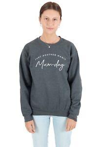 Just Another Manic Mum-day Jumper Sweatshirt Funny Mumday Mother's Day Gift Mum