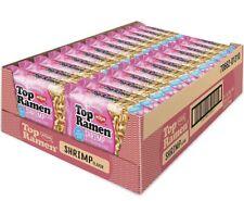 Nissin Top Ramen Instant Noodle Soup, Shrimp Flavor, 3  oz Each 24 Pack Case