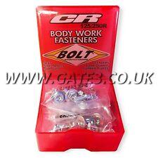 HONDA CRF450R 2002-2004 Full Plastics Fastener Kit - Nuts/Bolts/Washers