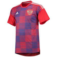 Maglie da calcio di squadre nazionali rossi Russia