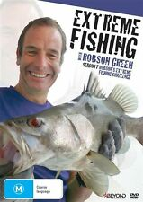 Extreme Fishing With Robson Green - Season 7 (DVD,2013) Region 4