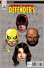 THE DEFENDERS #6 (VARIANT EDITION) MARVEL COMICS NM