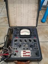 Hickok 510X Dynamic Mutual Conductance Multi-tester Tube Tester Working Vintage