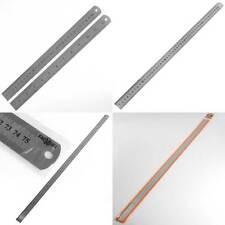 Stahllineale 30 bis 100 cm Stahlmaßstab Metalllineal Lineal Werkstattlineal