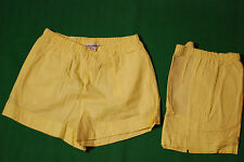 DEADSTOCK ORIGINAL le coq sportif TENNIS SHORTS retro clothes BNWT nos rare s44