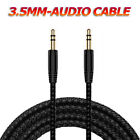 3.5mm Aux Male to Male Auxiliary Cord Stereo Audio Cable For PC iPod MP3 Auto