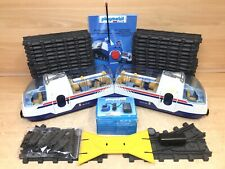 Playmobil 4018 RC Train & Track Fully Tested Rare!