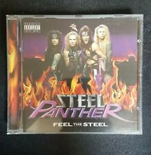 Steel panther feel the steel - CD