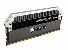 Corsair DOMINATOR Platinum Series 32GB 4 x 8GB DDR4 DRAM 3333MHz C16 Memory Kit
