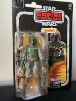 NEW IN BOX Star Wars Black Series Empire Strikes Back 40th Anniversary Boba Fett