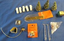 Lionel Train Mixed Lot Train/Other Items 18 PC.