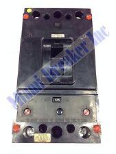 Ja2125 Westinghouse Type Ja Ab De-Ion Circuit Breaker 2 Pole 125 Amp 600V