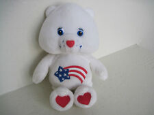 "8"" Care Bears ~ America Care Bear Plush Stuffed Animal"