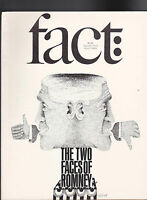 Fact Magazine V4 #3 George Romney East Village Other