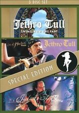 Living with the Past/Live at Montreux 2003/Jack in the Green by Jethro Tull (DVD, Oct-2013, Eagle Rock (USA))