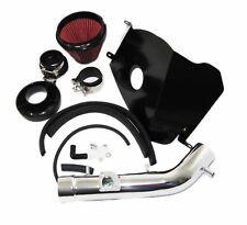 RED Cold Air Intake Kit+Heat Shield for 99-02 4Runner 99-04 Tacoma 3.4L V6