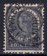 NEDERLANDS-INDIË 1908 BUITEN BEZIT KOPSTAAND FU NVPH 88f