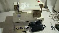 Merritt By Singer Vintage Sewing Machine 3015 W Free Arm & Zig-Zag Tested