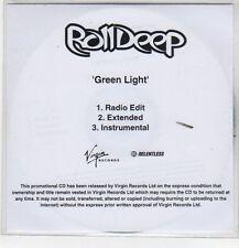 (EP805) Roll Deep, Green Light - DJ CD