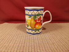 Roy Kirkham Fine Bone China  Majolica Pattern Mug 4 1/4""
