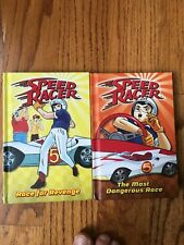 Speed Racer Chapter Books 5-6