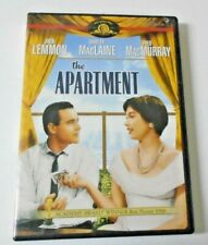 The Apartment (Dvd, Widescreen, 1960) Jack Lemmon, Shirley MacLane