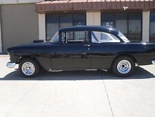 1955 Chevrolet Bel Air/150/210 American Graffiti Gasser Hot rod Street rod drag