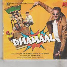 Dhamaal - Sanjay Dutt, Arshad warsi  [Cd] Music: Adnan Sami